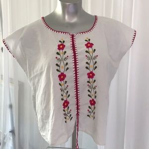 Hand made top